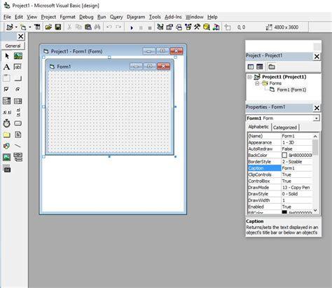 Visual-Basic-6Display-Gauge