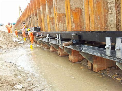 Wall-Sheet-PileWaler-Beam-Design