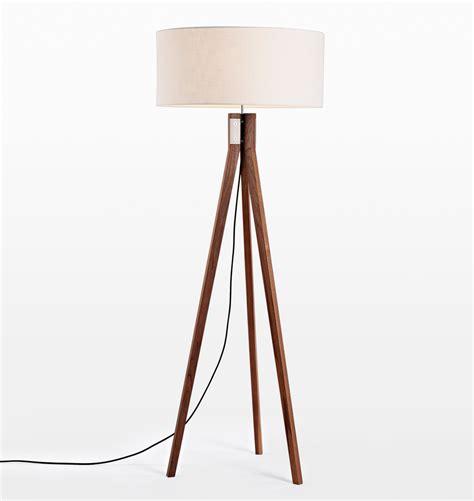 WalnutFloor-Lamp