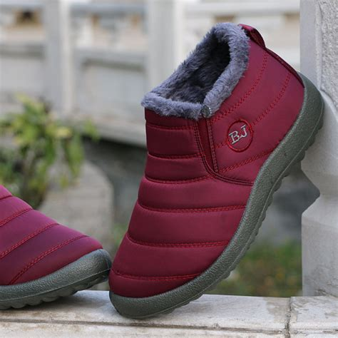 Warm Winter Boots For Girls