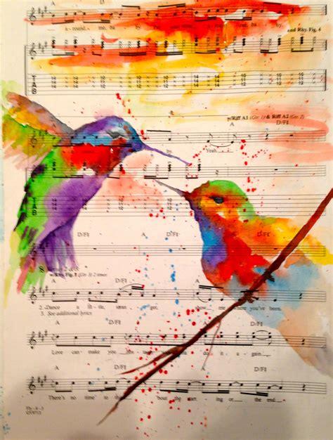 WatercolorSheet-Music