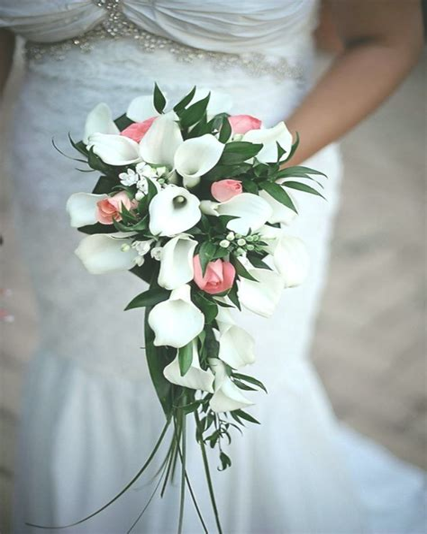 WaterfallBouquet-Wedding