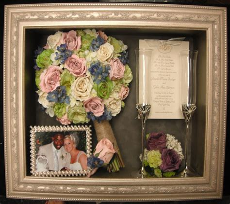 Wedding-BouquetShadow-Box-Display
