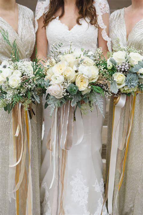 Wedding-Bouquetwith-Ribbon
