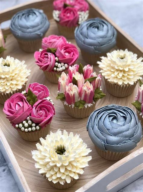 WeddingCupcake-Bouquet