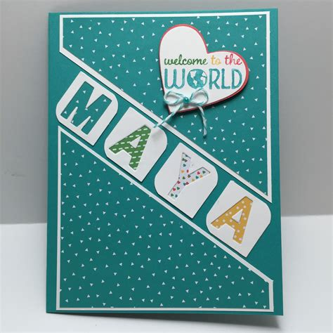 Welcome-BabyGirl-Card