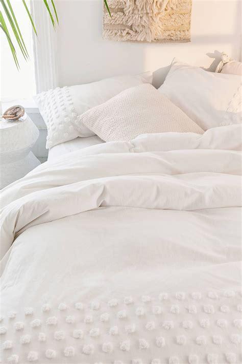 White-BeddingUrban-Outfitters