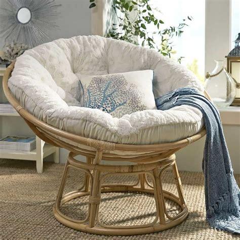 White-PapasanChair-Cushion