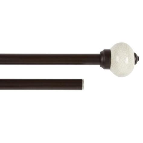 WhiteDouble-Curtain-Rod