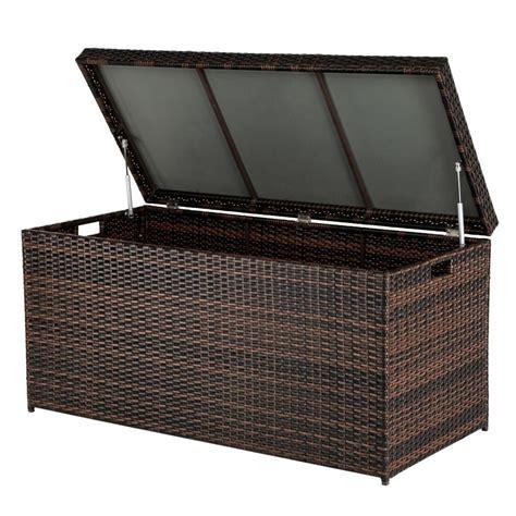 Wicker-Outdoor-StorageBox