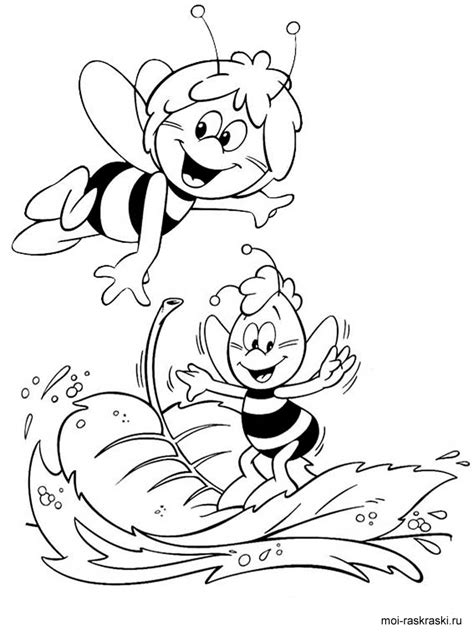Wild-DeerColoring-Pages