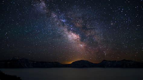 Windows The Night Sky Milky Way Galaxy