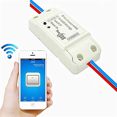 Wireless WiFi Smart Switch Home Module | Watches Store Online Reviews