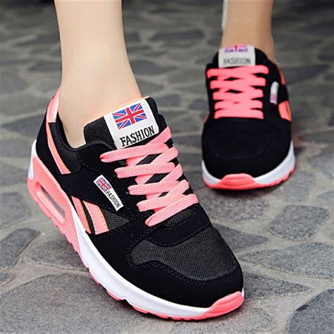 Women s Outdoor Sports Shoes Fashion Breathable Casual Sneakers Running Shoes | Gps Store