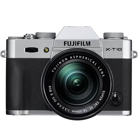 X T10 MIRRORLESS CAMERA WITH | Digital Cameras