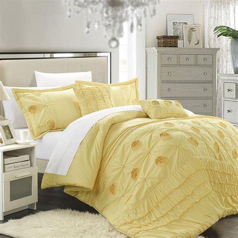 Yellow-Bed-SheetsQueen