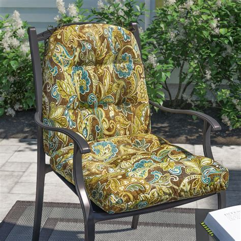 Yellow-OutdoorSeat-Cushions
