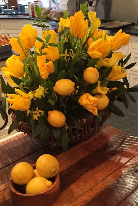 YellowCalla-Lily-Bouquet