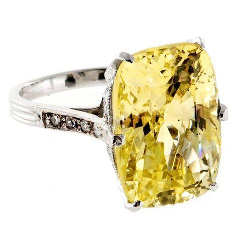 YellowSapphire-Engagement-Rings