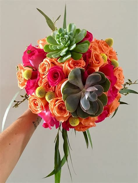 YellowWedding-Bouquets