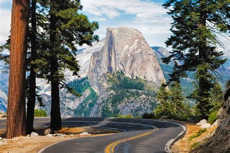 Yosemite National Park Hikes Nest