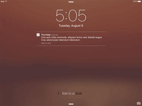 HD wallpapers ipad lock screen photo button Page 2
