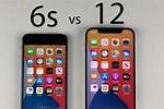 iPhone 12 Pro vs 6s