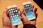 iPhone 4S vs SE