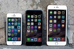 iPhone 5 and 7 Size