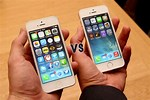 iPhone 5 vs 5S