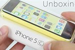iPhone 5C Unboxing and Setup